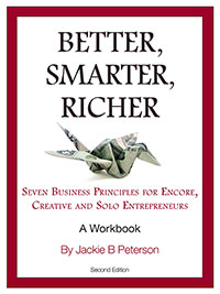 Cover of the Better Smarter Richer Workbook.