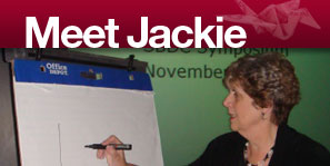 Jackie Babicky Coaching, Consulting, Author, Study Group Leader