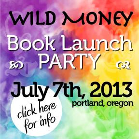 Wild Money Book Launch