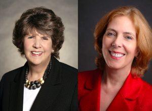 Jackie B. Peterson and Bonnie Kahn